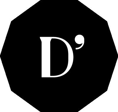 Logo for D'orica Srl Società Benefit