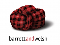 Logo for Barrett and Welsh