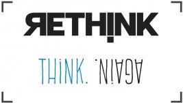 Logo for reThink llc