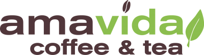 Logo for Amavida Coffee and Trading