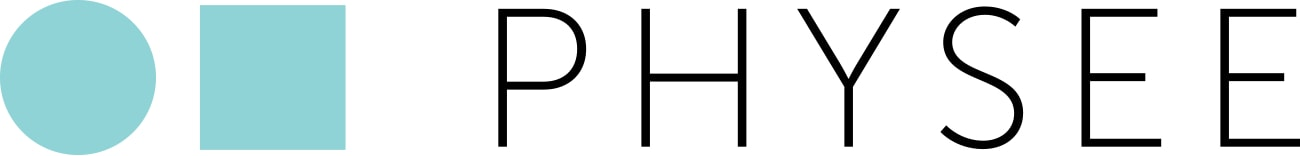 Logo for Physee