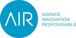 Logo for AIR - Agence Innovation Responsable