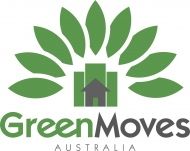 Logo for Green Moves Australia