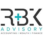 Logo for RBK Advisory