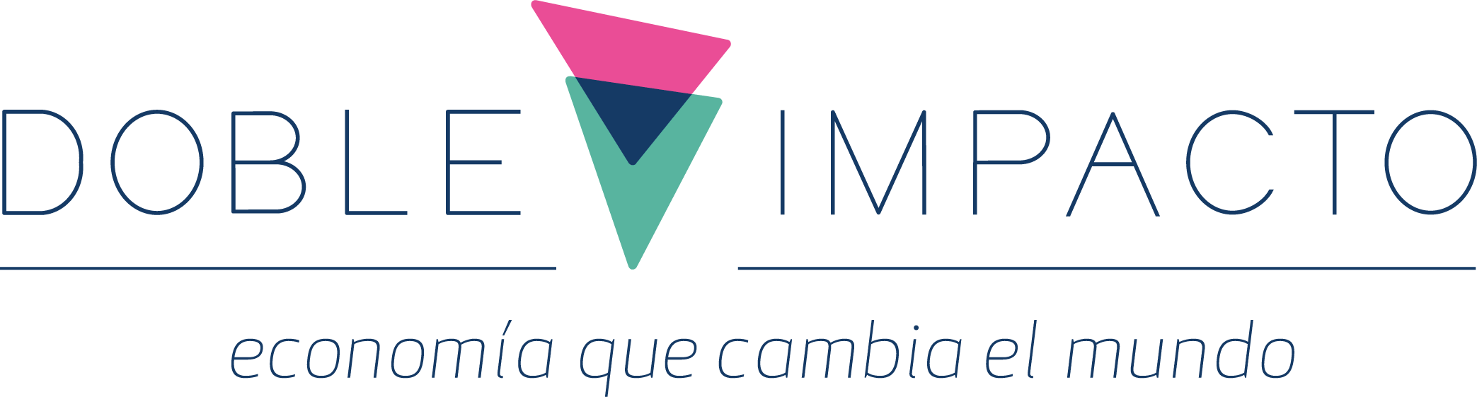 Logo for Doble Impacto