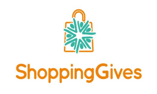 Logo for ShoppingGives
