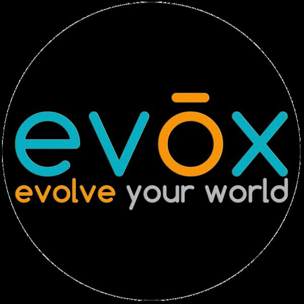 Logo for Evox Television