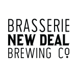 Logo for Brasserie NewDeal Brewing Co.