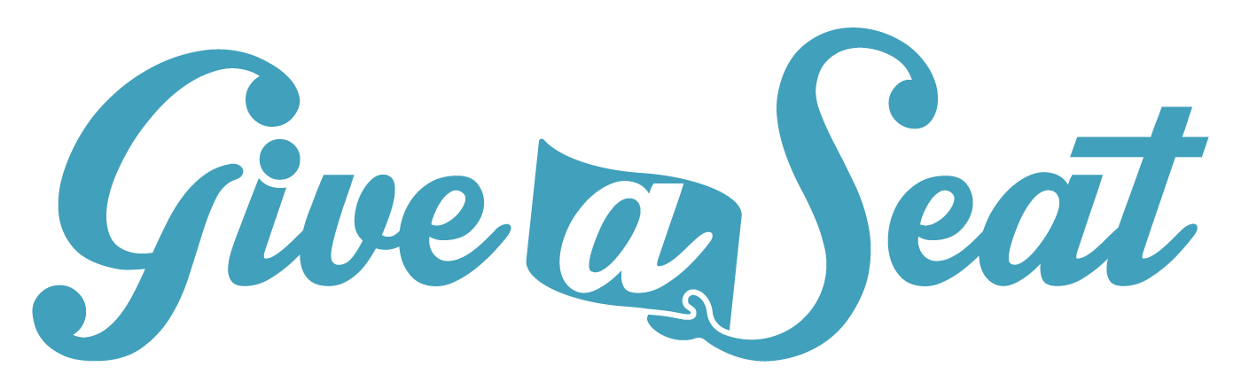 Logo for Give-a-Seat