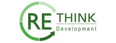 Logo for REthink Development
