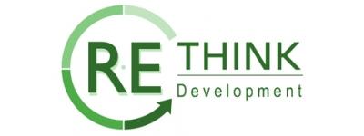 Logo for REthink Development