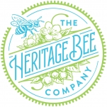 Logo for The Heritage Bee Co.