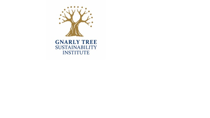 Logo for Gnarly Tree Sustainability Institute