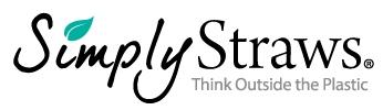 Logo for Simply Straws