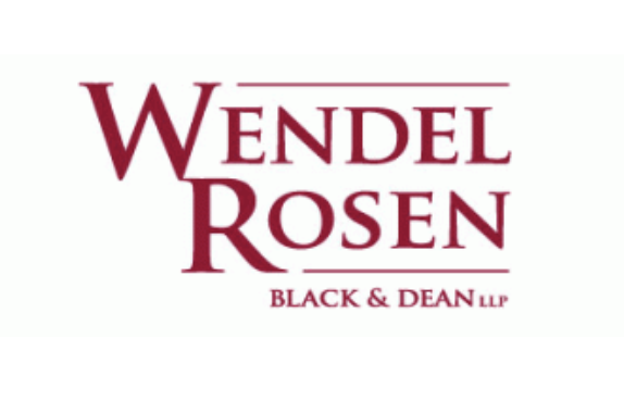 Logo for Wendel, Rosen, Black & Dean LLP