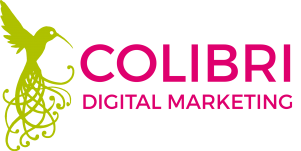 Logo for Colibri Digital Marketing