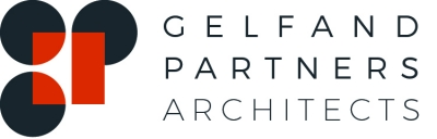 Logo for Gelfand Partners Architects