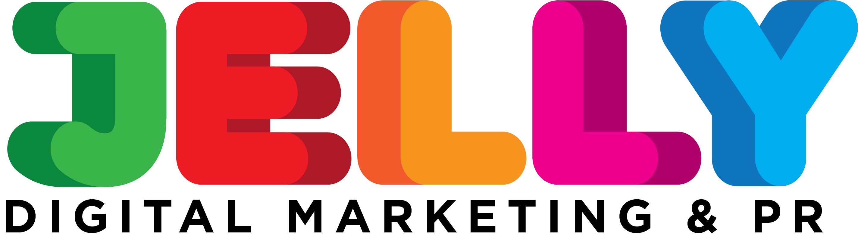 Logo for Jelly Digital Marketing & PR
