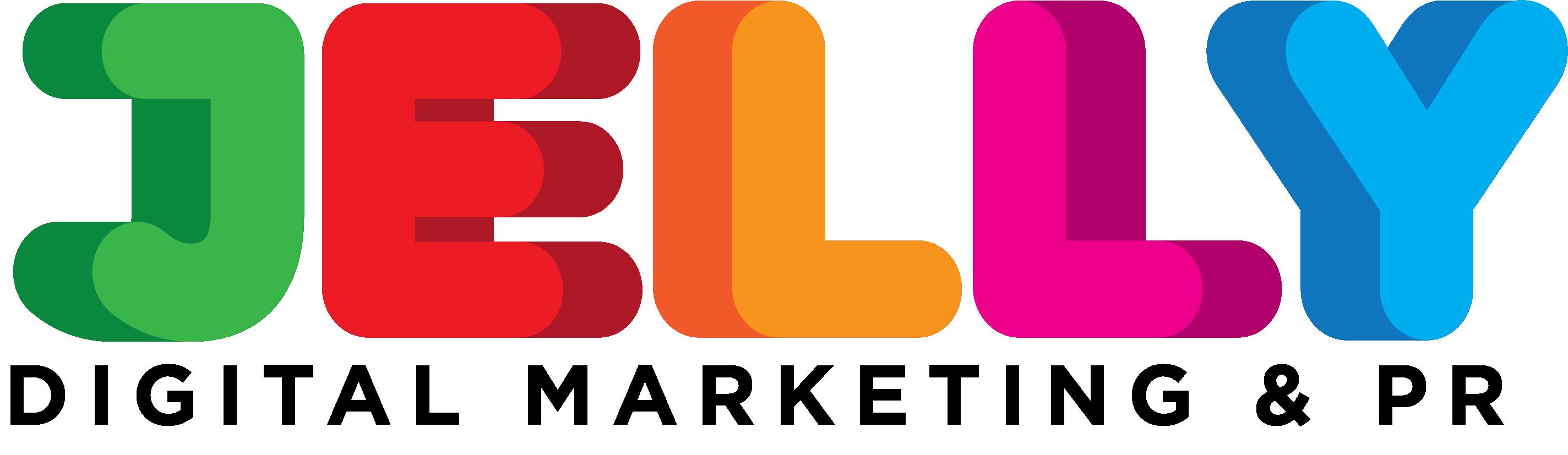 Logo for Jelly Digital Marketing & PR