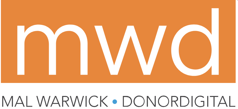 Logo for Mal Warwick Donordigital