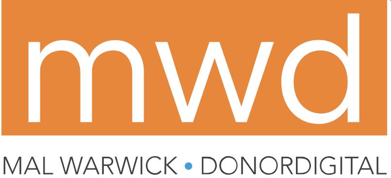 Logo for Mal Warwick Donordigital