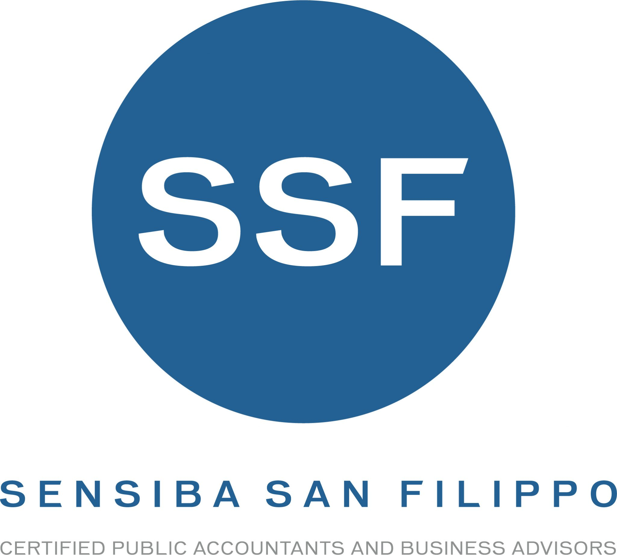 Logo for Sensiba San Filippo LLP