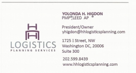 Logo for HH Logistics Planning, LLC