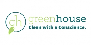 Logo for GreenHouse Eco-Cleaning