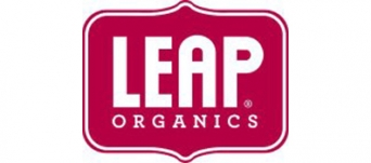 Logo for LEAP Organics