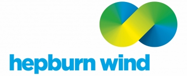 Logo for Hepburn Wind