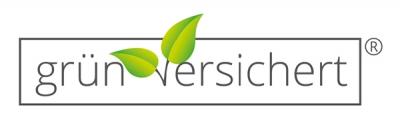 Logo for grün versichert GmbH