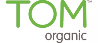 Logo for TOM Organic