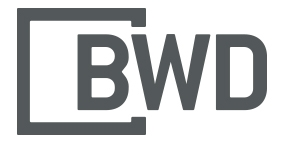 Logo for BWD Strategic
