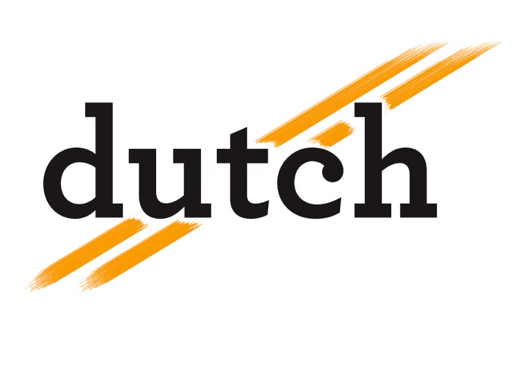 Logo for dutch