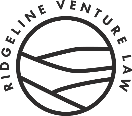 Logo for Ridgeline Venture Law