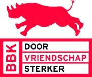 Logo for BBK/Door Vriendschap Sterker
