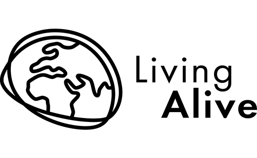 Logo for Living Alive