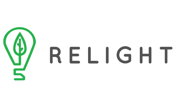 Logo for Relight Solutions