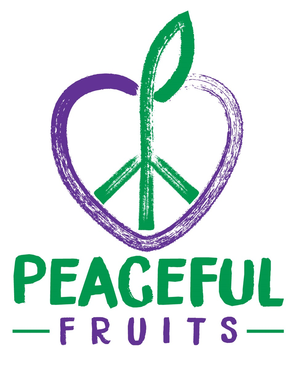 Logo for Peaceful Fruits