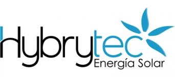 Logo for Hybrytec Solar