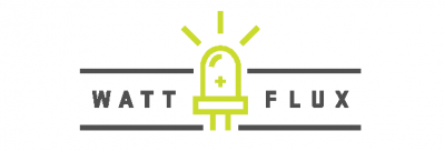 Logo for LED Inspire | WATT and FLUX