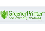 Logo for Greenerprinter