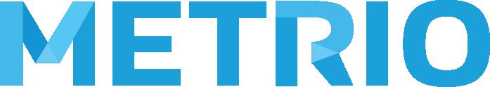 Logo for Metrio