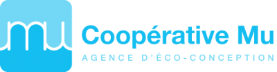 Logo for Coopérative Mu