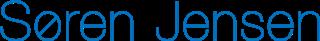 Logo for Søren Jensen Consulting Engineers / Søren Jensen Rådgivende Ingeniører