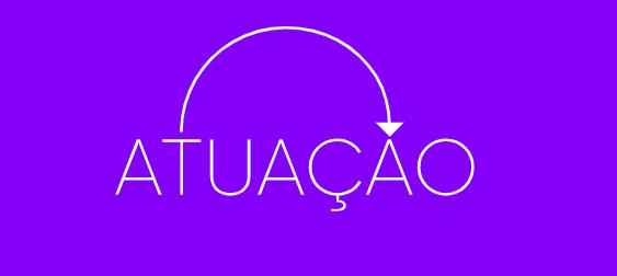 Logo for Atuação no Mundo - Comunicação & Conteúdo