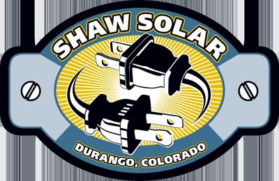 Logo for Shaw Solar