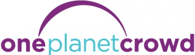 Logo for Oneplanetcrowd