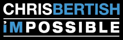Logo for Chris Bertish - IMpossible