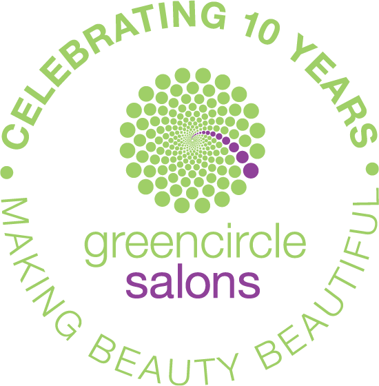 Logo for Green Circle Salons